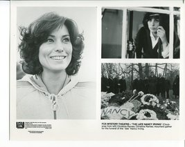 Fox Mystery Theatre Late Nancy Irving Press Photo Christina Raines TV Movie - $7.99