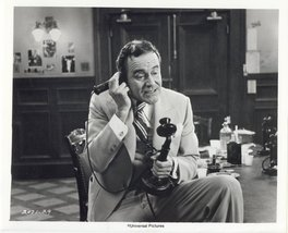 Front Page Press Publicity Photo Jack Lemmon Movie Film - $5.98