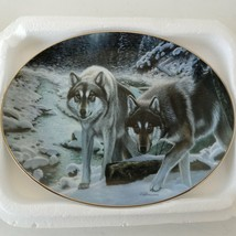 The Bradford Exchange - Forest Sentinels Shadow Guardians Decorative Plate - $19.19
