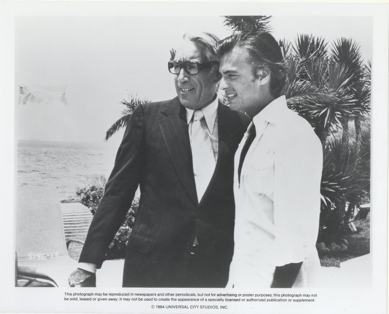 Greek Tycoon Press Publicity Photo Anthony Quinn Movie Film