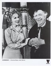Gunsmoke Amanda Blake Andy Devine Press Photo Still TV - $7.99