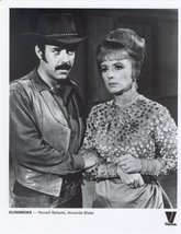 Gunsmoke Amanda Blake Pernell Roberts Press Photo Still TV - $7.99