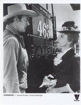 Gunsmoke James Arness Jorja Cartwright Press Photo Still TV - $7.99