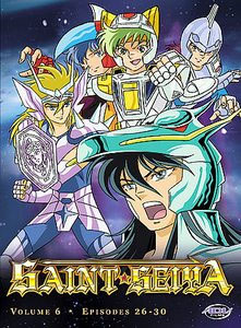 Primary image for Saint Seiya: Silver Assassins Vol. 06 DVD Brand NEW!