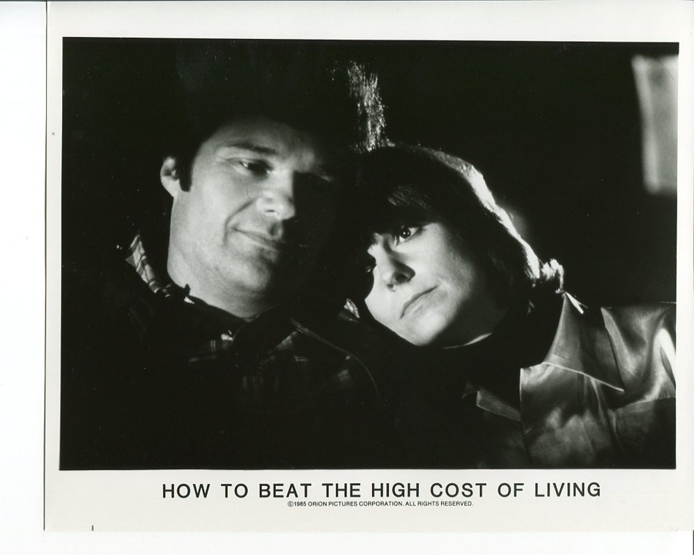 How to Beat High Cost of Living Susan Saint James Fred Willard Press Photo Movie
