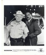 In the Heat of the Night Carroll O'Connor Howard Rollins MGM Press Photo... - $5.98