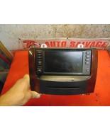 06 04 05 Cadillac SRX oem CD DVD player & gps navigation screen unit 152... - $123.74