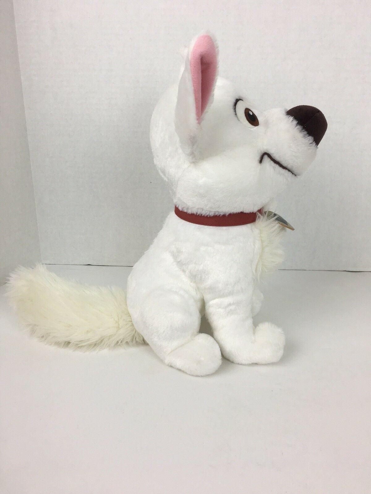 Disney Bolt Plush Authentic Disney Store Original 12 Inch