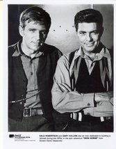 Iron Horse Dale Robertson Gary Collins Press Photo Movie TV Series - $5.99
