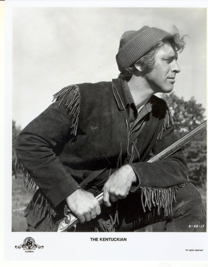Kentuckian Burt Lancaster Press Photo Movie Publicity The