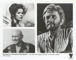 Light at the Edge of the World Yul Brynner Samantha Eggar Douglas Press ... - $5.98