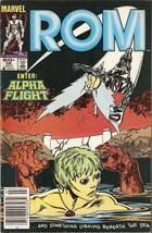ROM: Spaceknight #56 July 1984 [Comic] by Bill Mantlo; Mark Bright - $9.99