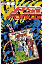 Psi Force #22 Thomas Boyd Haunted By Nightmask [Comic] by - $7.99