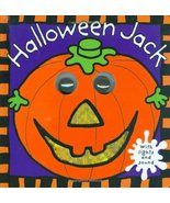 Halloween Jack: With Lights and Sound Priddy, Roger - $8.70