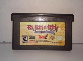 Ed, Edd n Eddy Jawbreakers Nintendo Game Boy Advance GBA 2003 Game Cartr... - $9.79