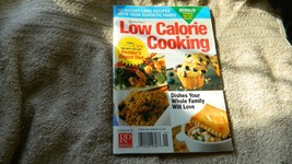 READER'S DIGEST LOW CALORIE COOKING COOKBOOK 2004-2005 FREE USA SHIP - $5.89
