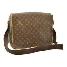 LOUIS VUITTON Monogram Abbesses Shoulder Bag M45257 LV Auth 10706 - $580.00