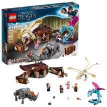 LEGO Fantastic Beasts Newt´s Case of Magical Creatures Building Kit 7595... - $57.77
