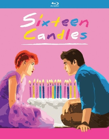 Sixteen Candles (Blu Ray) (New Packaging)