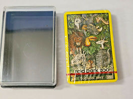 reid park zoo Tucson, Ariz. Deck Playing Cards Made in Hong Kong  (#26) image 3