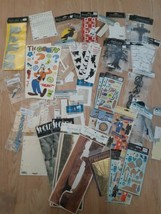 Huge Lot of Stickers Scrapbook Li'l Davis Designs Embellishments Charms ... - $59.35