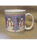 Debbie Mumm Snowman Mug - $44.93