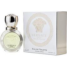Versace Eros Pour Femme By Gianni Versace Edt Spray 1 Oz - $80.00