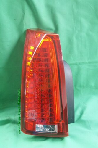 08-13 Cadillac CTS 4 door Sedan LED Rear Tail Light Lamp Driver Left Side - LH