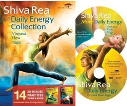 SHIVA REA: DAILY ENERGY COLLECTION - $24.17