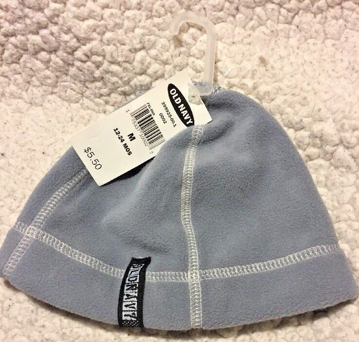 OLD NAVY  GIRLS  WINTER HAT AND MITTEN SET SIZES  6-12 MONTHS AND 12-24 MONTHS