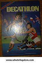 Avalon Hill DECATHLON game - $45.00