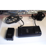 sony  charger ac-v35  no  battery  included - $14.99