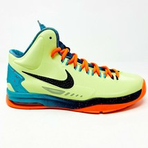 Nike KD V Area 72 All Star Lime Orange Youth Size 6.5 Kevin Durant 555641 301 - $100.00