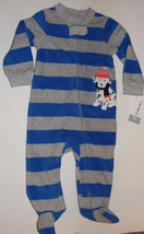 Carter's Infant Boys SIZE 9M Sleeper Footed Pajamas NWT - $10.18