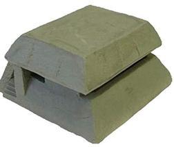 15mm Terrain JR Miniatures Bunker w/ Removable Roof
