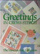 Greetings in cross stitch vanessa ann thumb200