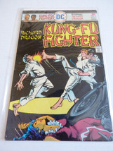 Vtg 1976 Richard Dragon KUNG-FU Fighter #4 Dc Comics Magazine - $21.88