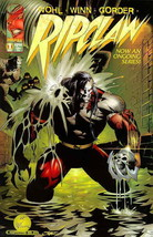 Ripclaw (Vol. 2) #1 FN; Image   save on shipping - details inside - $1.95