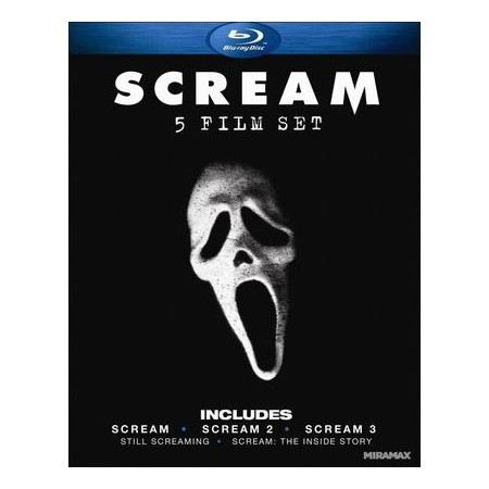 The Ultimate Scream Collection (Blu-ray Disc, 2011, 4-Disc Set)