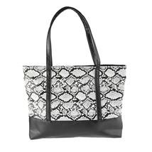 Snake printed tote bag  - $45.99