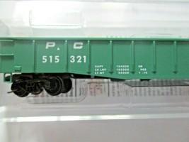 Micro-Trains # 10500350 Penn Central 50' Steel Side Gondola, 14 Panel N-Scale image 2
