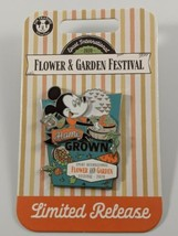 Disney 2020 Flower And Garden Home Grown Mickey Limited Release Pin - $16.82