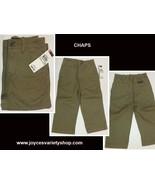 Chaps Brown Khaki Pants Jeans SZ 24 Mo Toddler (28 1/2 - 30 LBS) NWT - $7.99