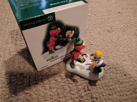 Dept 56 Sesame Street #57216 Retired 2008 Christmas Gifts from Elmo VGC - $32.66