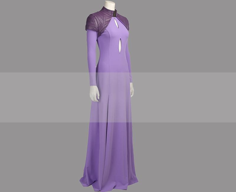 ABC Marvel Inhumans Medusa Dress Cosplay Costume Buy