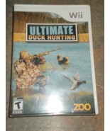 Wii Ultimate Duck Hunting ZOO Game - $14.99