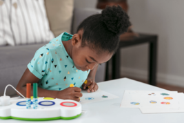 Crayola Color Wonder Light Up Stamper with Scented Inks Gift for Kids Ages 3-6 image 3