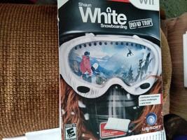 Nintendo Wii Shaun White Snowboarding: Road Trip (no manual) image 1