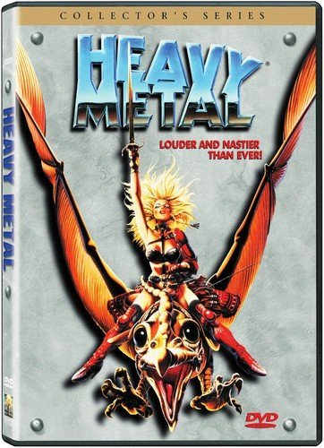 Heavy Metal Collector's Edition DVD