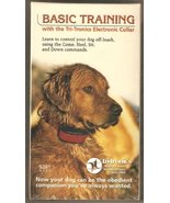 Basic Training With The Tri-Tronics Electronic Collar [VHS Tape] - $3.71